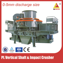 2015 new product business machines PL impact mill crusher stone