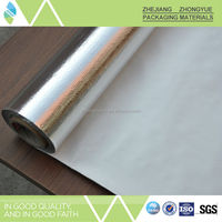 Max Width per roll 2.2 M Perforation Aluminum Foil Woven Fabric