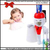 Funny toothbrush head holder unique corporate innovative giveaways