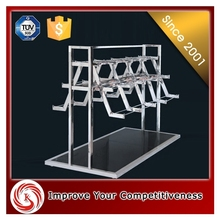 Shopping mall one piece swimsuit display stand