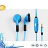 popular glowing el wire mobile phone earphone wholesale