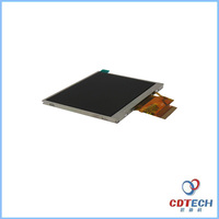 3.5 inch fexible round lcd display with RGB interface,300 nits luminance