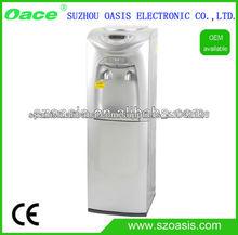 Piso de pie tipo compresor refrigeracion Enfriador de agua