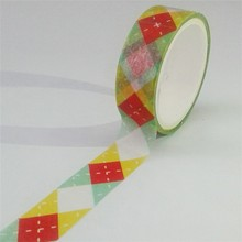 Hot Selling Decorative Waterproof Washi Paper Tape marca mt
