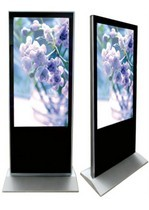 22-47'' indoor wall mounted LCD AD player, 19 inch special design open frame LCD AD player