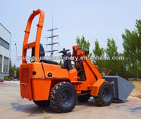 New Style Compact Garden Loader