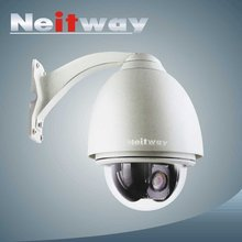 POE Sony Super HAD CCD external High Speed Dome Ip Camera