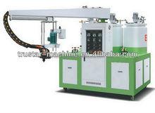 JG803 two head PU Sole making machine