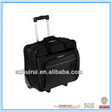 big capacity business trip draw bar laptop trolley bag