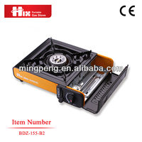 2014 new style high quality all brands burner gas stove