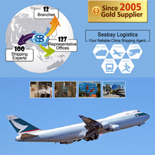 Professional air freight forwarder service from China to latvia