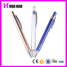 New products on china market ball pen with custom logo fashion design metal ball pen for promotional metal ball point pen