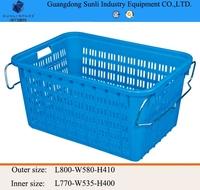 Injection Mould 190L Vegetable PP Plastic Basket