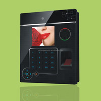 Fingerprint time attendance system+beautiful design+multi functions-YSZ-928