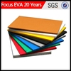 eva foam corrugate , solid color eva sheet , color craft eva sheet