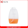 PP 2L round clear plastic milk jug no leaking with lid (KL-8015)