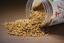 Original Tartary buckwheat tea 150g canned