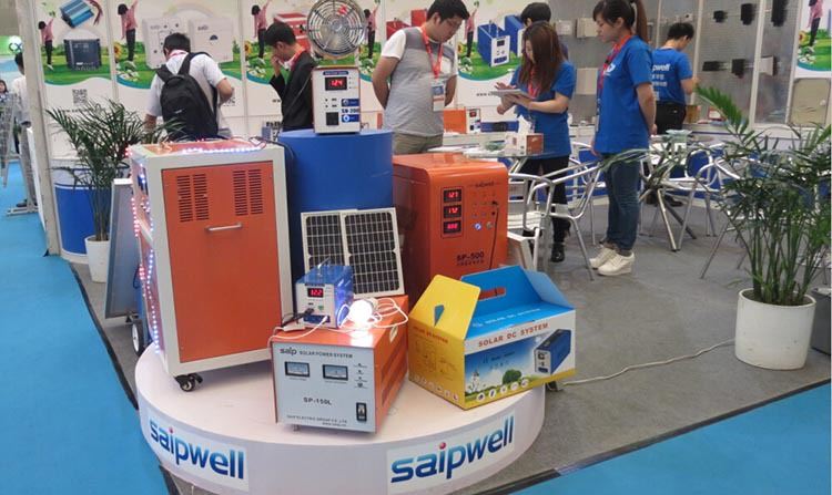 Saip/Saipwell HOT Sale Green Energy Mini Solar Power System For Home Use 20W/60W/120W/500W/1000W/1500W/2000W