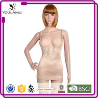 China Manufacturer Comfortable Mature Lady Push Up Burn Fat Body Shaper