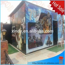 2015 new arrival 7d movie equipment system for sale from 7d movie game manufacturer