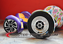hot sell intelligent drifting 2 wheel self balance motor wheel electric scooter