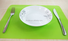 heated silicone placemat