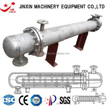 Heat & Refrigeration Exchange Equipment Steel Shell Tube Heat Exchanger