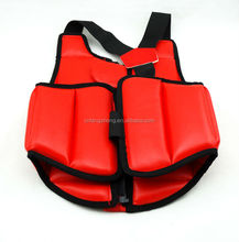 hot sale chest protector taekwondo karate safety protector training equipment manufacturer