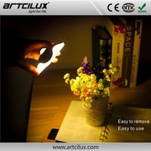 LED Night Light White Automatic Auto Sensor CE Listed NEW automotive light sensor , motion light sensor