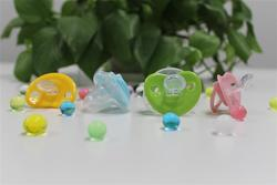 manufacture price promotional teether necklace silicone