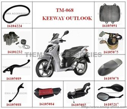 TM-068 KEEWAY OUTLOOK motorcycle relay,[MT-0130-030A]high quality