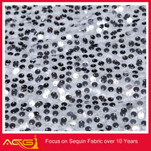 Fabric textile spandex mesh embroidery fashion sequined for decoration polar fleece fabric made in usa