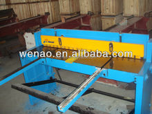 manual metal sheet shear machine,electric shear machine,metal sheet power cutter