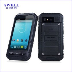 sports and outdoor used dual sim cards rugged smartphone IP67 smartphone built in gps, wifi