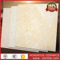 Foshan factory non slip 600x600mm Nobel Jade polished porcelain hotel lobby veranda floor tiles