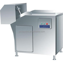 vertical full automatic commercial frozen meat slicer/ mutton beef pork slicing machine/stainless steel cutter