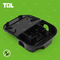 2015 New product Pest Control Tools Pet Rat Cage Plastic Rat Trap Glue Pet Rat Cage Manufacture Alibaba From China (TLRBS0107)