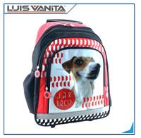 Cute Backpack cartoon design kids Animal school trolley Backpack bag