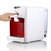 Household capsule coffee machine