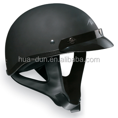 DOT half face helmet with ABS material HD-110