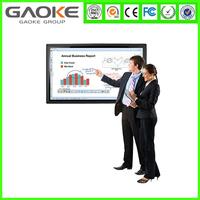 Optical Interactive whiteboard CCD interactive whiteboard china interactive multi touch smart whiteboard 85 ccd optical imaging