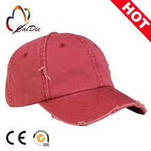 Promotional grey cycling cap with map