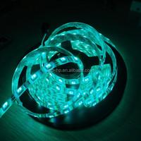 micro mini led battery lights DC12V 60leds/m magic rgb 5050 smd led strip light store front led lights