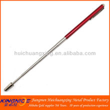 retractable novelty metal pen