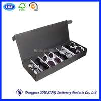shipping boxes sunglasses/multiple sunglass carrying case/wooden sunglasses box