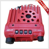 QYT transceiver uhf vhf KT8900 136-174/400-480MHz Mini Mobile Radio special in red
