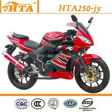 HTA Motorcycle-250cc Motorcycle(HTA250-JY) Red