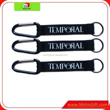 New brand carabiner hooks keychain with great price