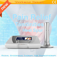 Acoustic Radial Wave Therapy ARWT SWT Machine for Cellulite Removal