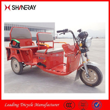 2015 New Electric Passenger Tricycle